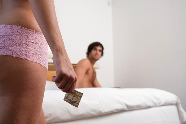 После незащищенного орального секса защита